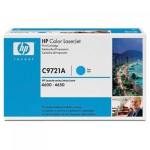 HP Toner LaserJet Cyan 641A C9721A
