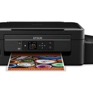 EPSON Impresora Multifuncional EcoTank L495