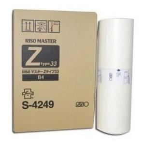 Riso Cinta impresora RZ EZ 230 231 S-4249