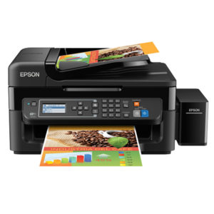 EPSON Impresora Multifuncional EcoTank L656 C11CE71306