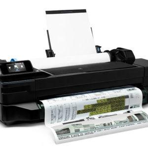 HP Impresora DesignJet T120 CQ891C