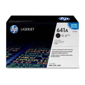 HP Toner LaserJet Negro 641A C9720A