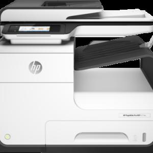 HP Impresora Multifunción PageWide Pro 477dw D3Q20C