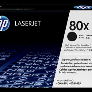 HP Toner 80x LaserJet CF280x