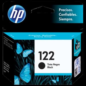 HP Tinta 122 Negro CH561HL