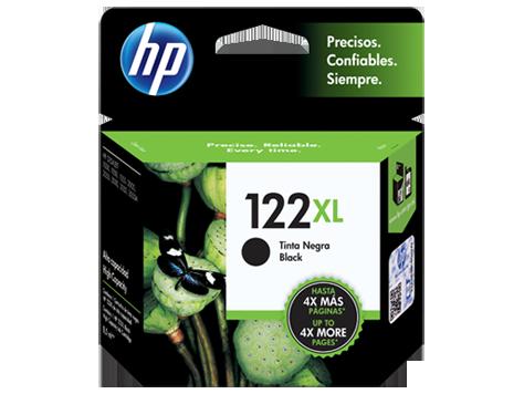 HP Tinta 122XL Negro CH563HL