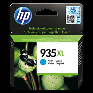 HP Tinta 935XL Cyan C2P24AE