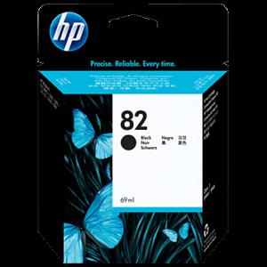 HP Tinta 82 Negro CH565A