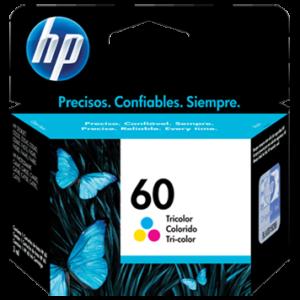 HP Tinta 60 Tricolor CC643WL
