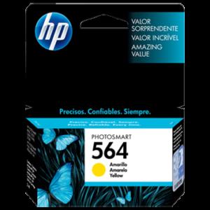 HP Tinta 564 Amarilla CB320WL