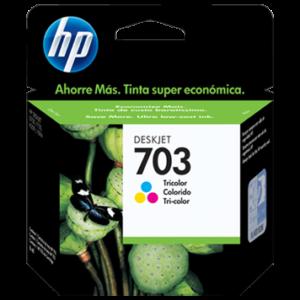 HP Tinta 703 Tricolor CD888AL