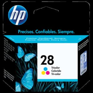 HP Tinta 28 Tricolor C8728AL