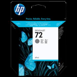 HP Tinta 72 de 69 ml Gris C9401A