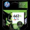 Tinta HP 662XL Tricolor CZ106AL