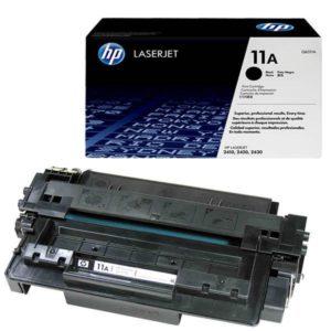 HP Toner 11A Negro Q6511A