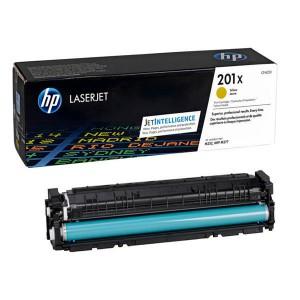 HP Toner 201X Amarillo CF402X