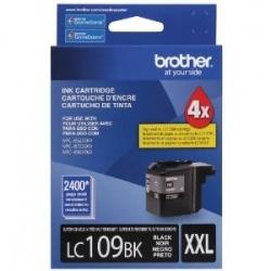 BROTHER Tinta LC-109Bk Negra
