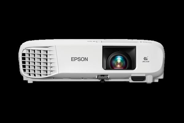 Epson Proyector PowerLite S39 SVGA 3LCD