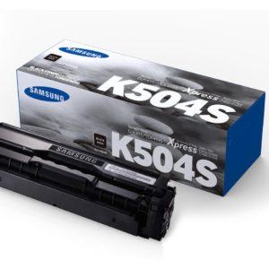 Samsung Toner CLT-K504S Negro