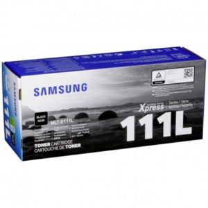 Samsung Toner MLT-D111L de alta capacidad Negro SU815A