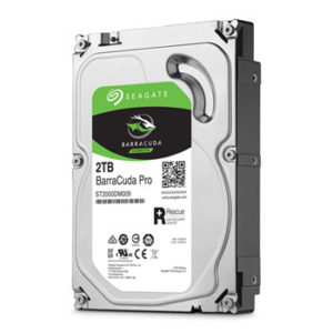 Seagate BarraCuda Disco Duro Interno 2TB 3.5""