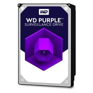 Western Digital Disco Duro Interno Videovigilancia 1TB 3.5 WD10PURZ