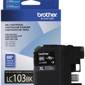 BROTHER Tinta Negra LC-103BK
