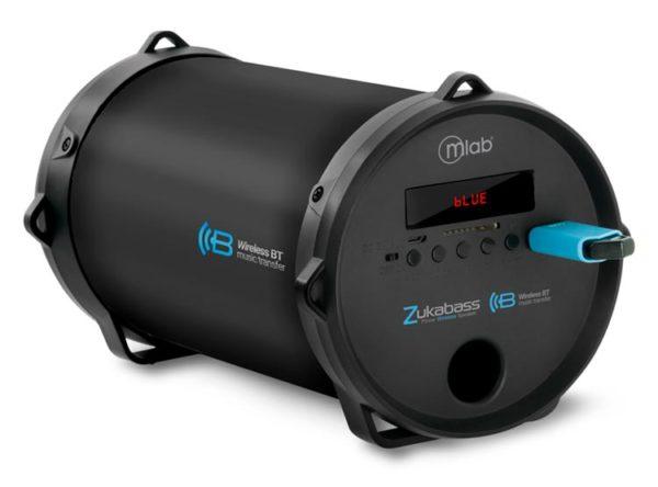 MicroLab Parlante Zukabass 4 Bluetooth USB TF FM