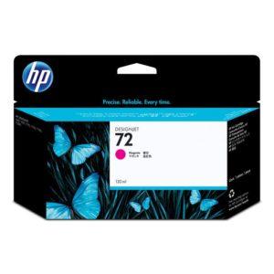 HP Cabezal de Impresión 72 de 130 ml Magenta C9372A