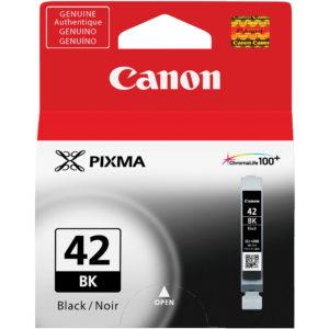 CANON Tinta CLI 42 Negro 6384B009