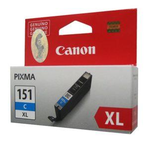 CANON Tinta CLI 151XL Cyan 6478B001
