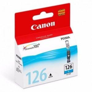 CANON Tinta CLI-126 Cyan 4562B001