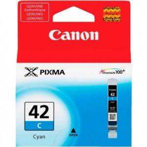 CANON Tinta CLI 42 Cyan 6385B009