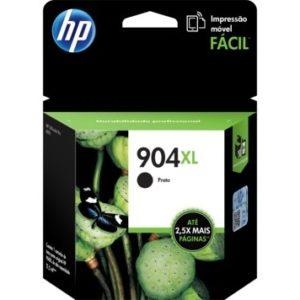 HP Tinta 904XL Negra T6M16AL