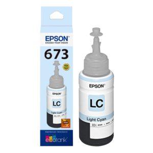Epson Tinta T673 Light Cyan T673520-AL