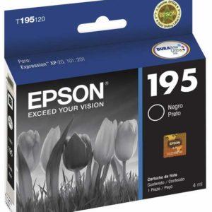 Epson Tinta 195 Negra T195120-AL