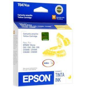 Epson Tinta Amarilla T047420-AL