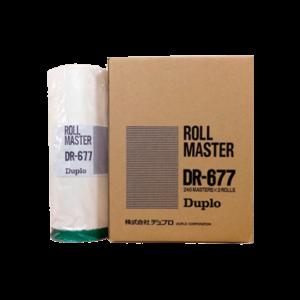 Duplo Master de Impresion DR677 DR-677L