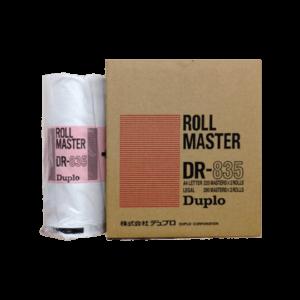 Duplo Master de Impresion DR-835