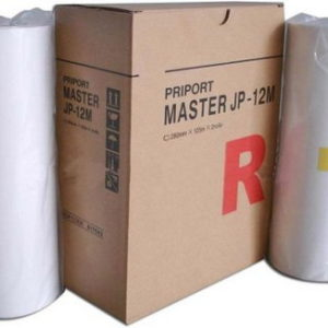 Ricoh Master MultiCopista 2 rollos JP-12 817542