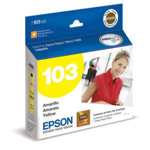 Epson Tinta 103 Amarilla T103420-AL