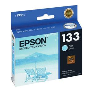 Epson Tinta 133 Cyan T133220-AL