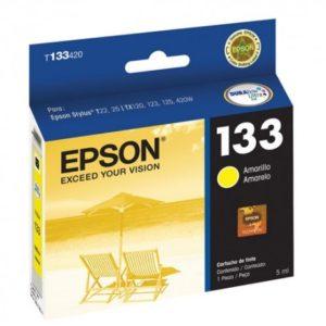 Epson Tinta 133 Amarilla T133420-AL