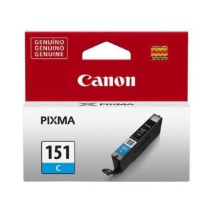 CANON Tinta CLI 151 Cyan 6529B001