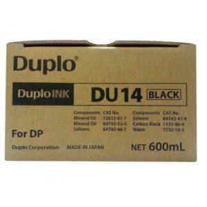 Duplo Tinta DU14LE Negra