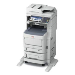 OKI Impresora multifuncional MC780 62439702
