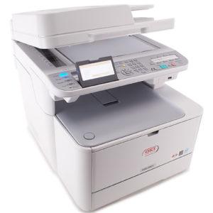 OKI Impresora Multifuncional Color MC361