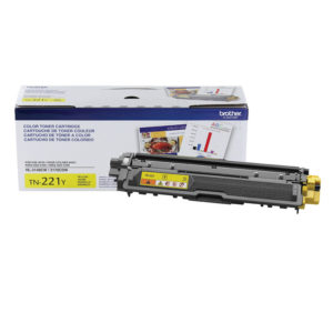 BROTHER Toner Amarillo TN-221Y