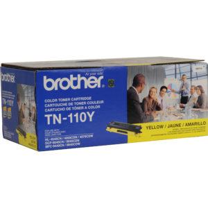 BROTHER Toner Amarillo TN-110Y
