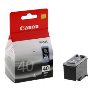 CANON Tinta PG-40 Negra 0615B050AA